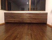 Hardwood Floor and Dresser