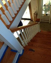 Decorative Stair and Balcony Railing System